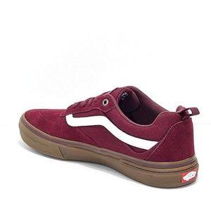 7a4c4c161e Vans Shoes - Vans Walker Pro Burgundy